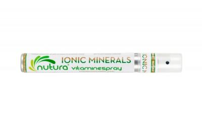 Wat zijn ionische mineralen?
